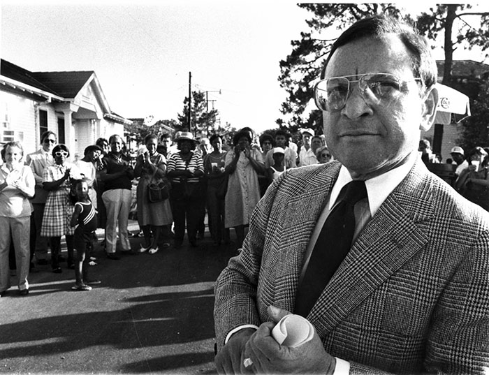 Mayor Ernest N. Morial