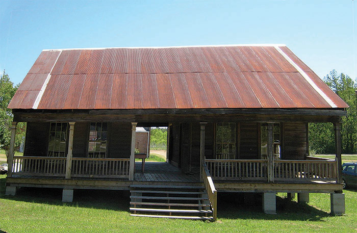 Dogtrot houses know louisiana cultural vistas for Way back house music