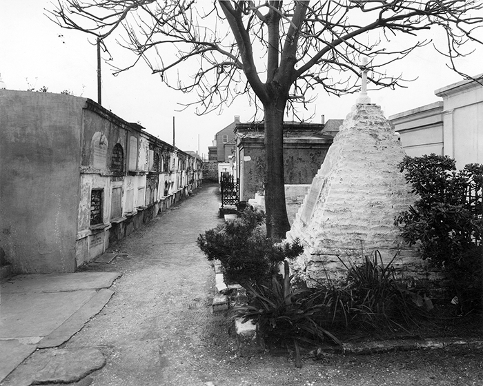 St. Louis Cemeteries No. 1, No. 2, and No. 3