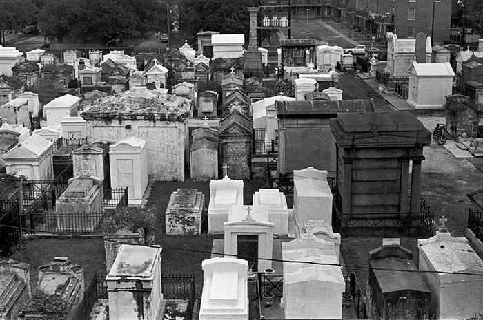 St. Louis Cemetery II, Square 2