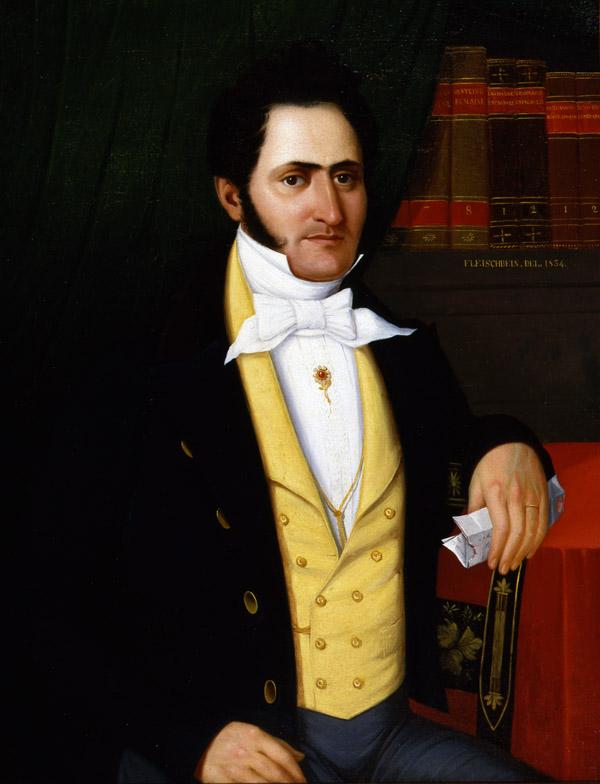 Judge Benjamin Christopher Elliot