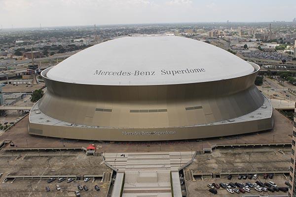 Mercedes Superdome