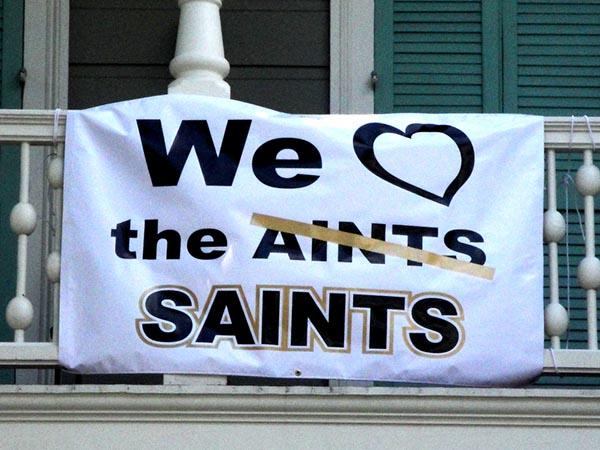 The Aints
