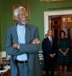 Bill Russell in the White House