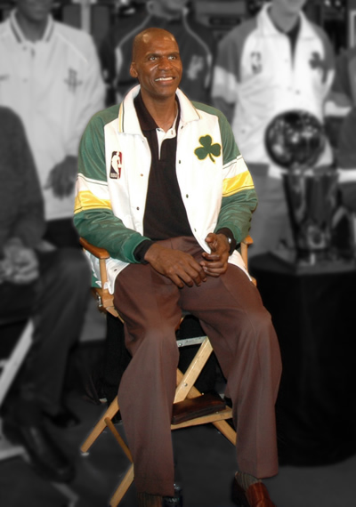 Robert Parish, 2009