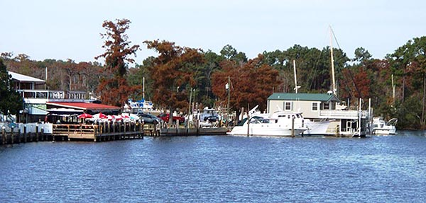 Madisonville Waterfront