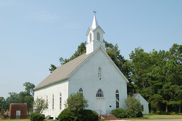 St. Francis Chapel of Point Coupee