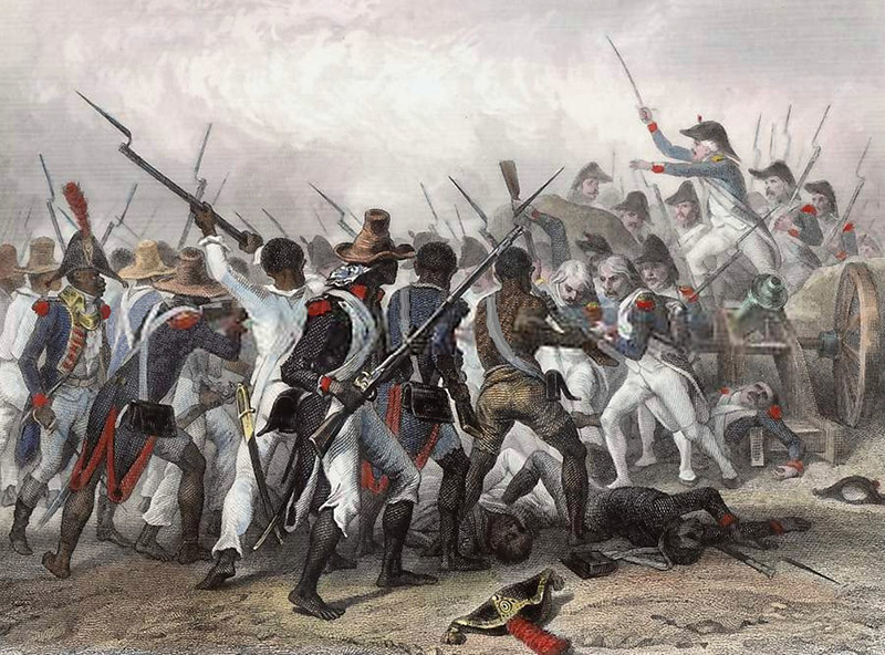 The Saint-Domingue Revolution