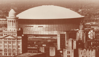 The Superdome: From Dream to Reality