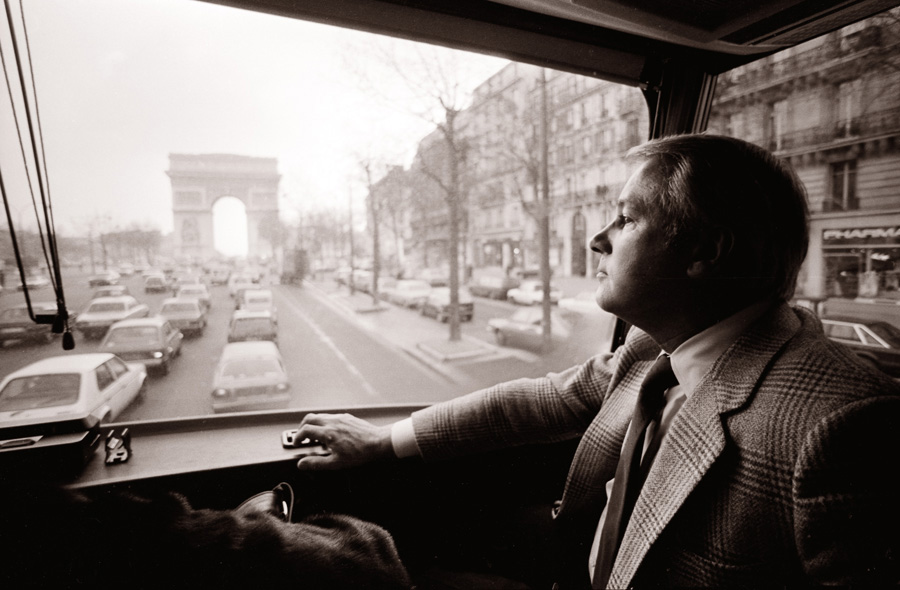Mr. Edwards Goes to Paris: A Conversation with Photographer Philip Gould