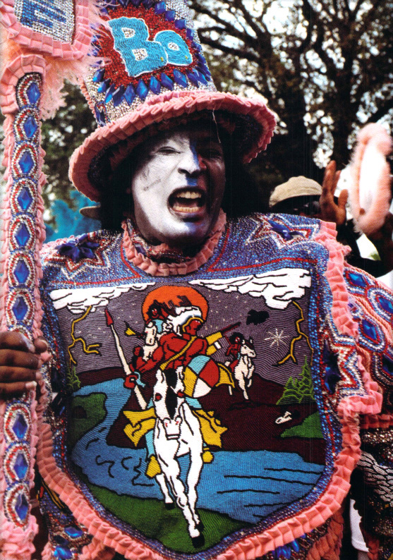 Contextual Portraits Mardi Gras Indians From An Insider's View | 64