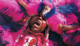 Contextual Portraits Mardi Gras Indians From An Insider's View