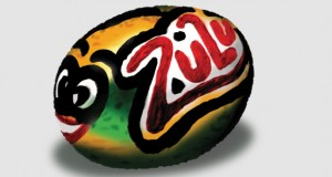 Hand-painted coconuts are the prized throw distributed by members of Zulu on Mardi Gras day.