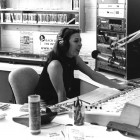 Nita Ketner at WWOZ Spring 1998 Pledge Drive