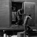 """""""Break Time Off Loading Produce in the French Quarter,"""" New Orleans, LA"""