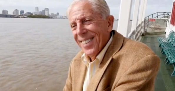 "Interview: Captain ""Doc"" Hawley of the Steamboat NATCHEZ"
