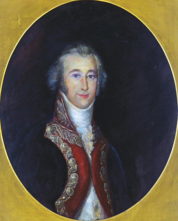 """General Alejandro O'Reilly, in a portrait by Aurora Lazcano, was the second governor of Louisiana under the Spanish flag. He earned the Nickname """"Bloody O'Reilly"""" by ordering the exile, imprisonment, and execution of rebel Frenchmen in Louisiana. Courtesy of the Louisiana State Museum."""