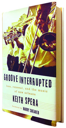 book Groove Interrupted