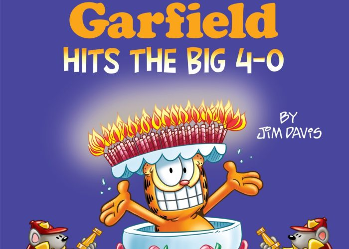 Lin-Manuel Miranda Gives 1,600 Copies of New Garfield Book to PRIME TIME Family Reading Participants
