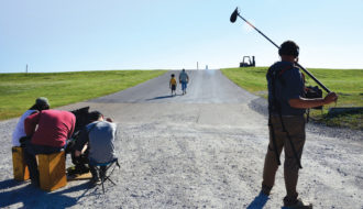 Filming Plaquemines