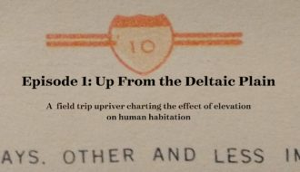 Up From the Deltaic Plain