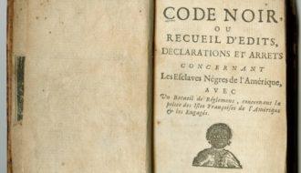 Slavery in French Colonial Louisiana