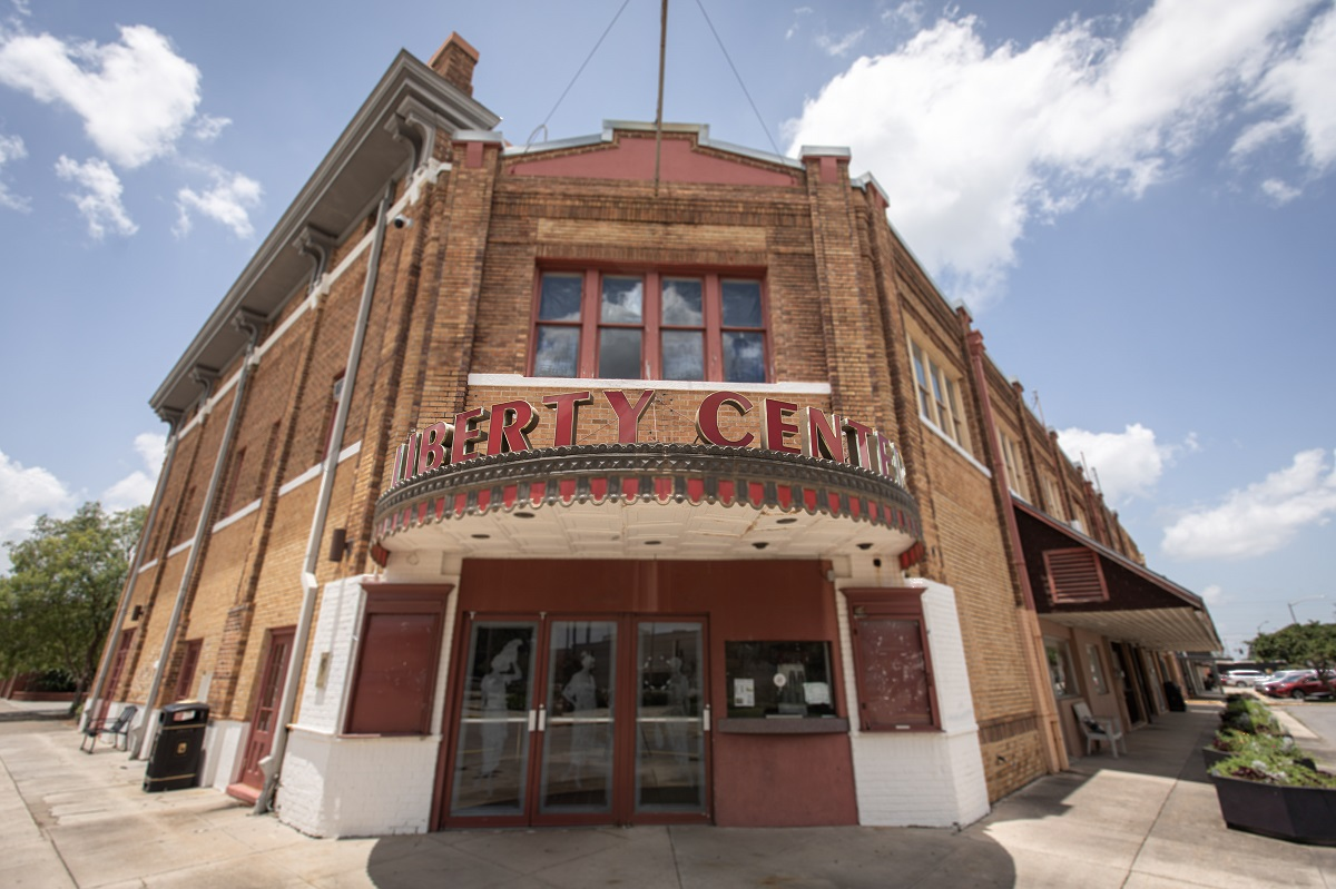 The Liberty Theatre
