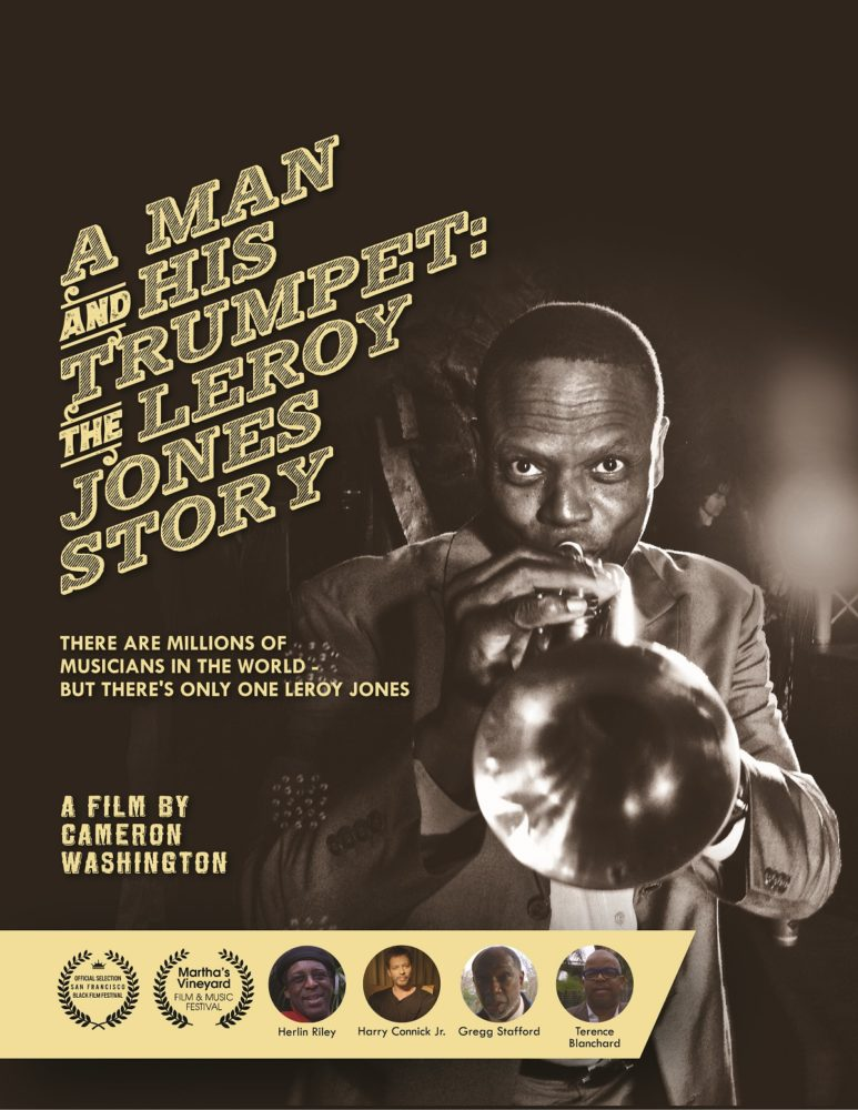 Screening of <i>A Man and His Trumpet: The Leroy Jones Story</i>