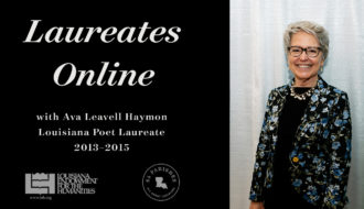 Laureates Online with Ava Leavell Haymon