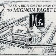 An Advertisement for Mignon Faget by Franklin Adams.