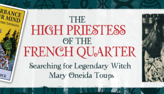The High Priestess of the French Quarter