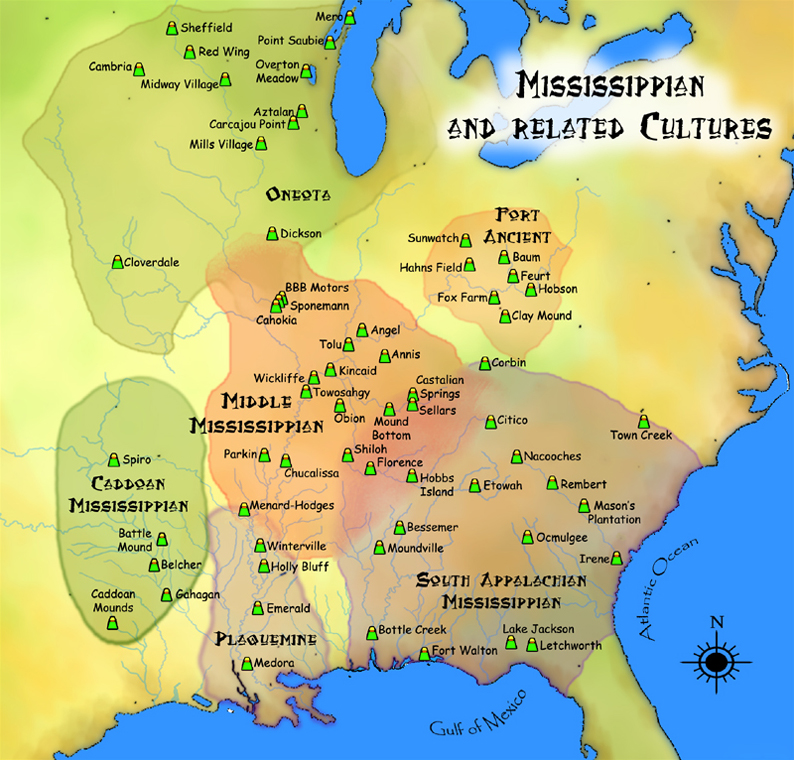 Mississippian and Related Cultures