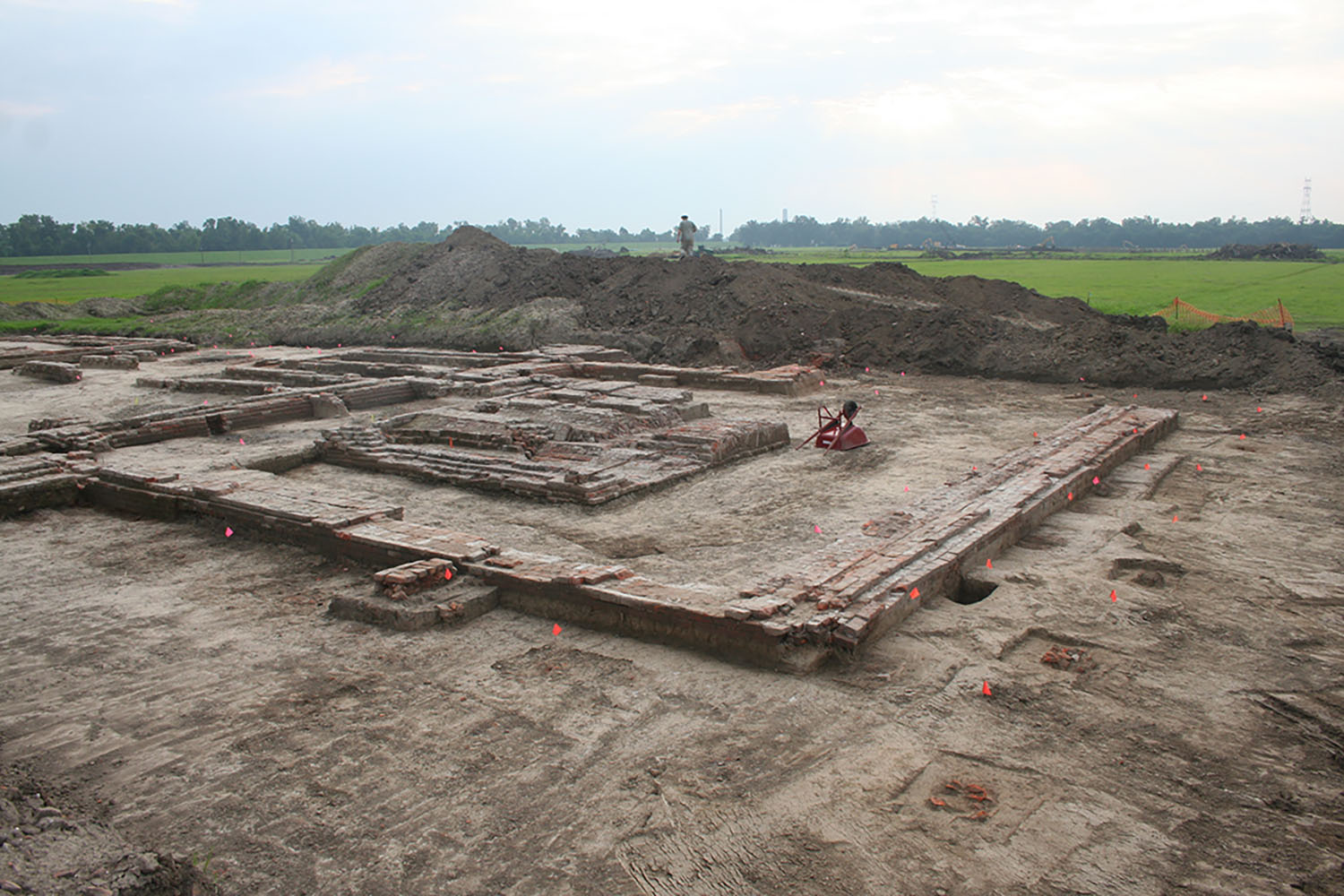 Historical Archaeology in Louisiana
