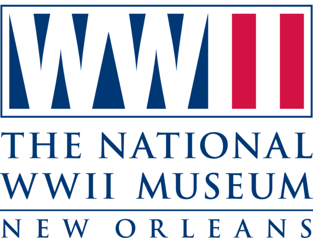 logo of the National World War II Museum in New Orleans