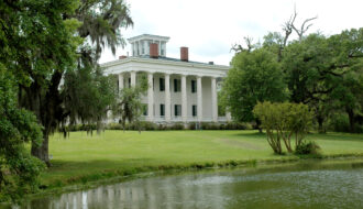 Greenwood Plantation in 2009. Photo by Michael McCarthy.