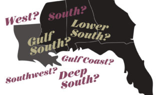 Is Louisiana in the South?